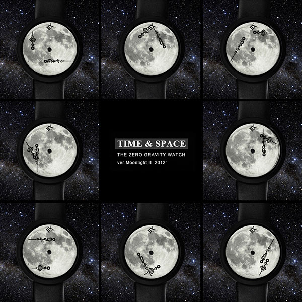 Time & Space Moonlight Watch