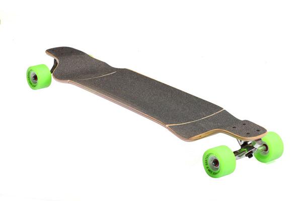 SNAP Folding Longboard