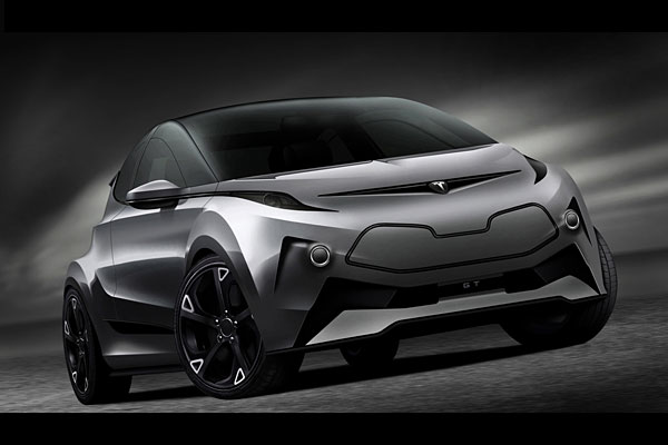 Tesla C Concept