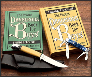 Dangerous Books for Boys