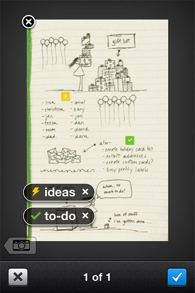 Win: Evernote Smart Notebooks