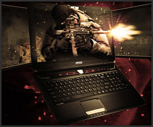 MSI GX60 Gaming Laptop