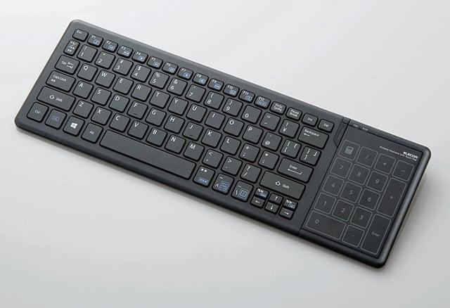 Elecom Windows 8 Keyboard