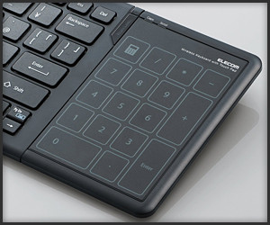 Elecom Windows 8 Keyboard