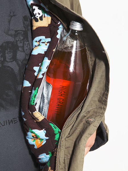 Enjoi Beer Hunter Jacket