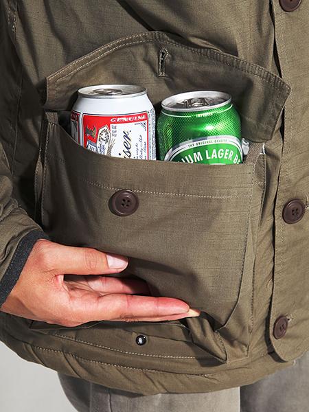 Enjoi Beer Hunter Jacket