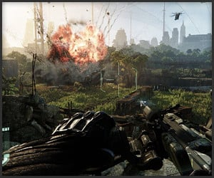 Crysis 3: Single Player Gameplay