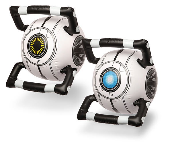 Portal Inflatable Personality Core