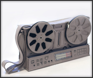 AKAI 77 Reel to Reel Bag