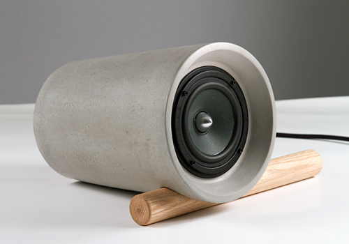 Concrete in Industrial Design