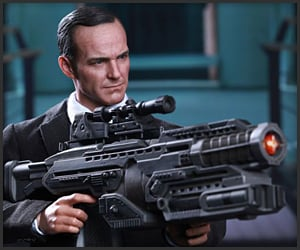 Hot Toys Agent Coulson