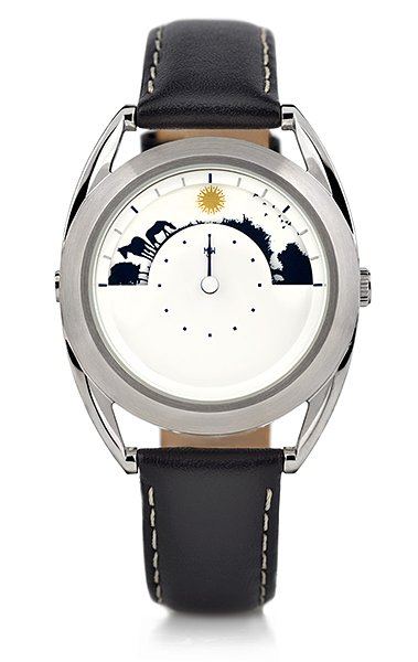 Mr. Jones Sun and Moon Watch