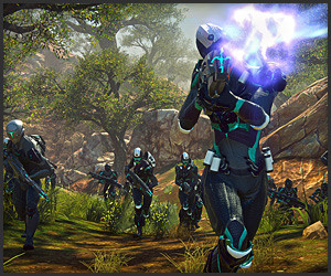 PlanetSide 2: The Future of War