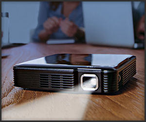HD Pocket Projector