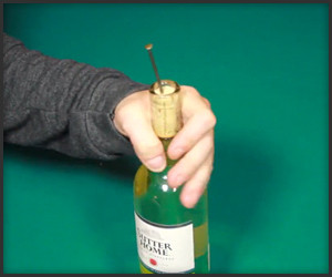 7 Ways to Open a Wine Bottle