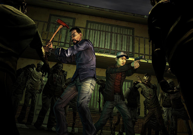 The Walking Dead Game Ltd. Ed.