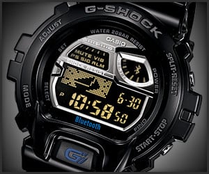 G-Shock w/ Bluetooth 4.0