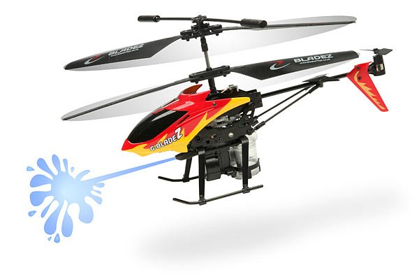 R/C Water Cannon Helicopter