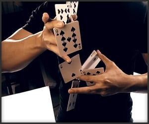 Crazy Card Flourishes