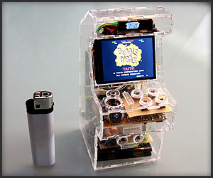 Tiny Arcade Machine