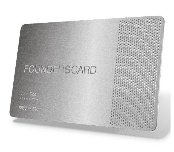 Founders Card