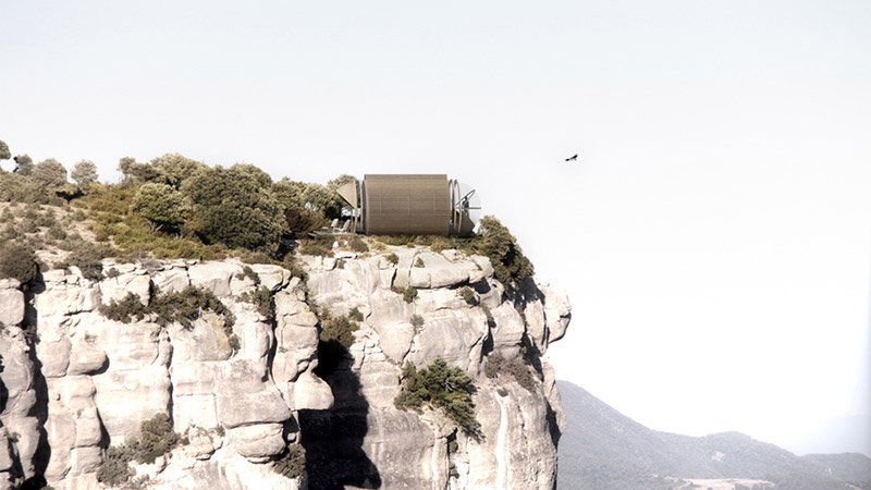 DROP Moveable Hotel Room