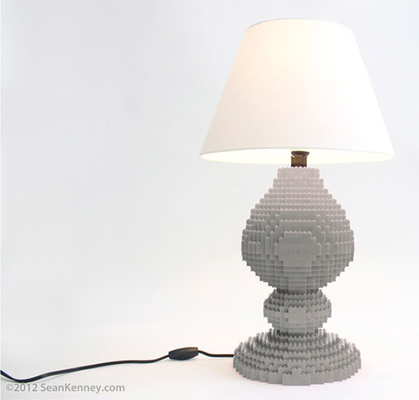 LEGO Table Lamps