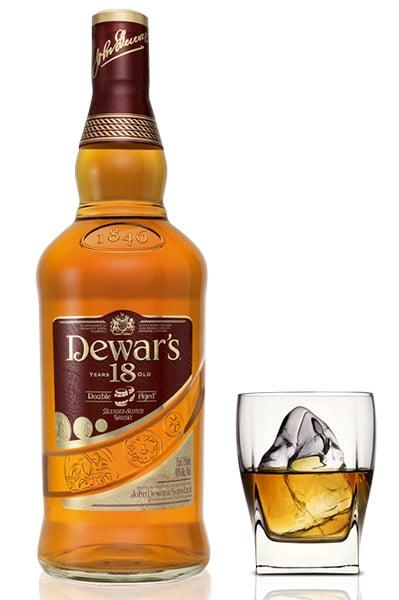 Dewar's 18-Year Whisky