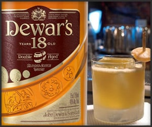 Dewar's 18-Year Whisky