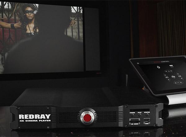REDRAY 4K Cinema Player
