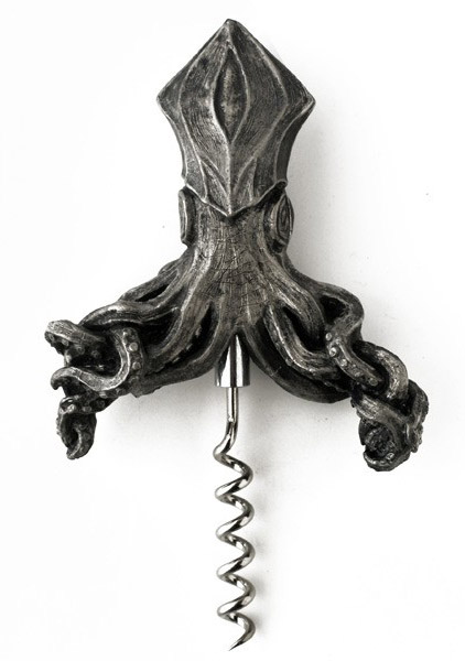 Evil Squid Corkscrew