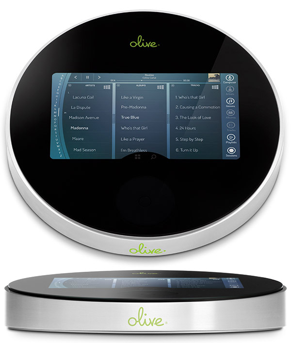 Olive ONE Music Player