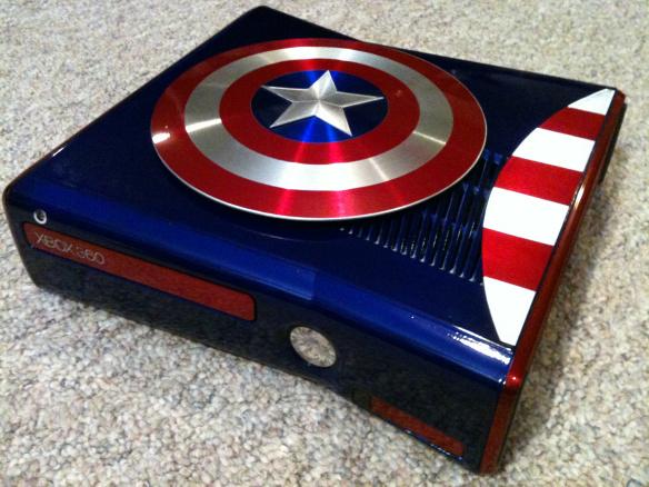 Captain America Xbox 360