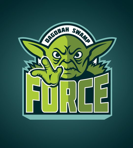 Star wars sports logos the awesomer