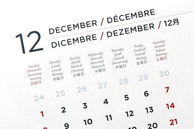 2013 BikeEXIF Calendar