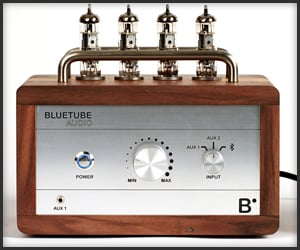 BlueTube Audio Amplifier