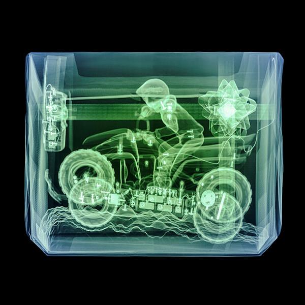 X'mas X-Rays