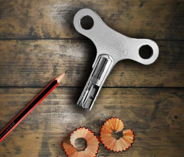 Clockwork Pencil Sharpener