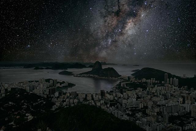 Darkened Cities