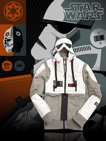 Win: Ecko x Star Wars Outerwear