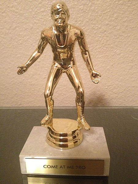 Funny Custom Made Trophies