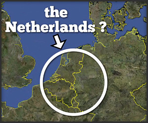 Holland vs. the Netherlands