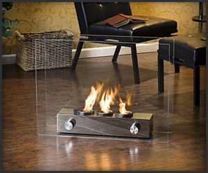 Hudson Portable Fireplace