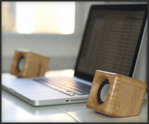 Hummingbird Mini Speakers