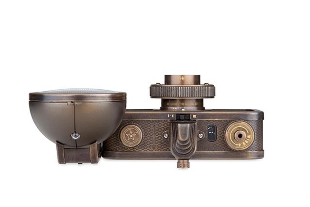 La Sardina Western Metal Camera