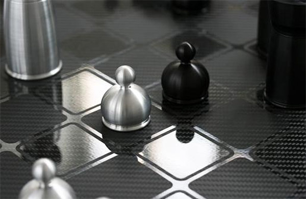 Mars Made Chess Set