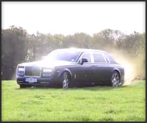 Rolls Royce Country Drive