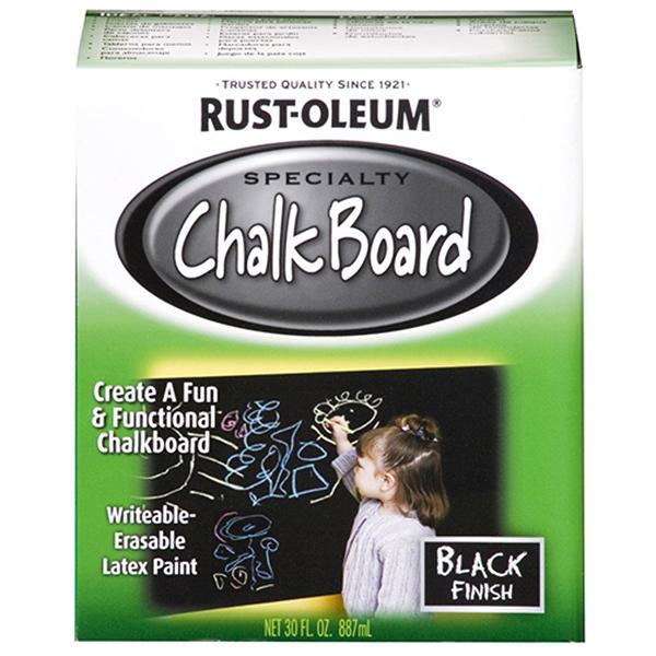 Rust-Oleum Chalkboard Paint