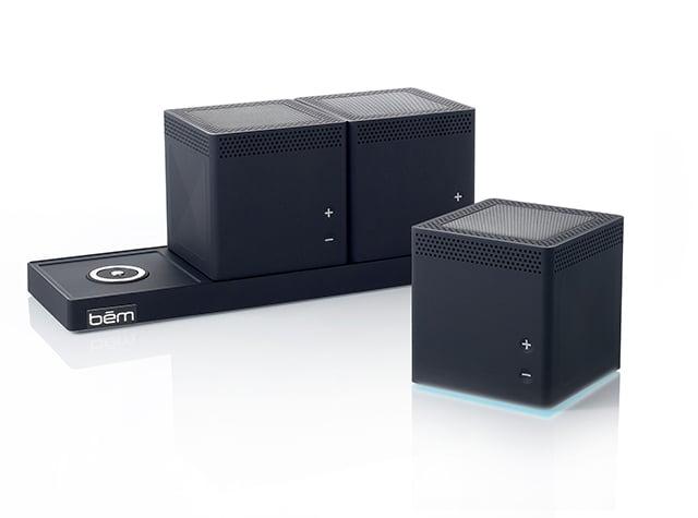 BEM Speaker Trio