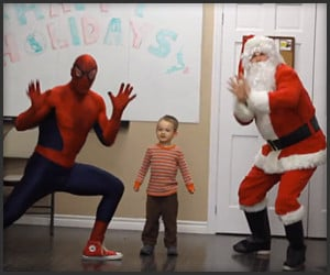 Spider-Man for Christmas